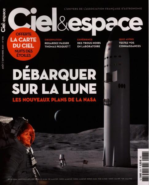 Ciel&espace 578/2021