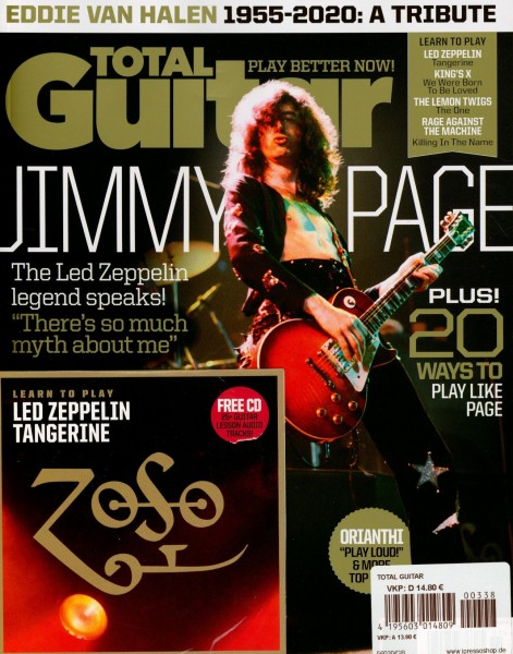 TOTAL Guitar 338/2020
