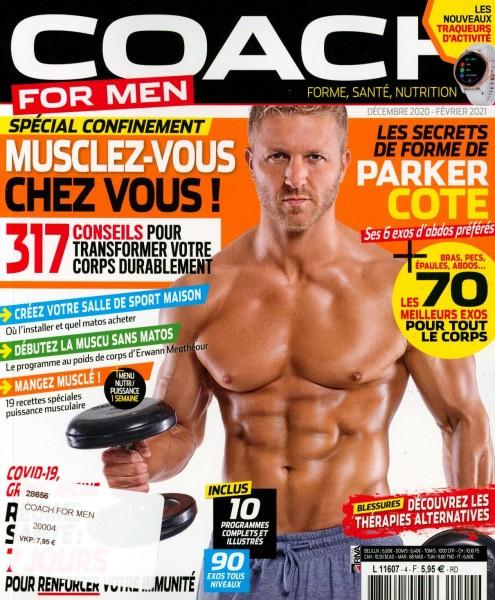 COACH FOR MEN 4/2020