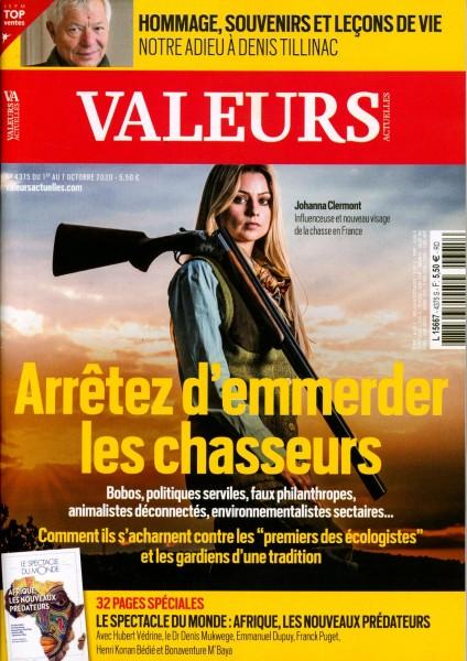 VALEURS ACTUELLES 4375/2020
