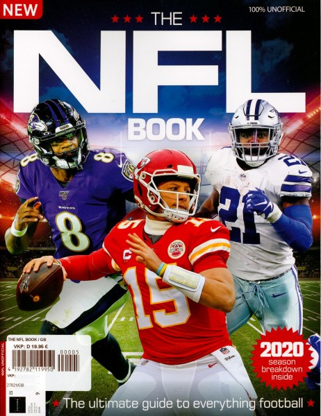 THE NFL BOOK 5/2020