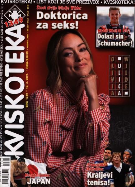 KVISKOTEKA 1349/2021