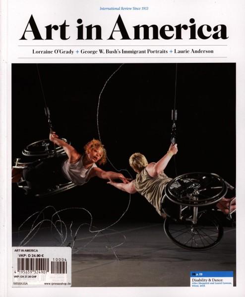 Art in America 4/2021