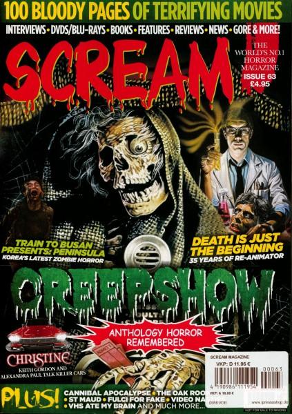 SCREAM MAGAZINE 63/2020