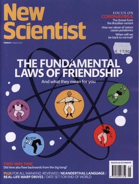 New Scientist 9/2021