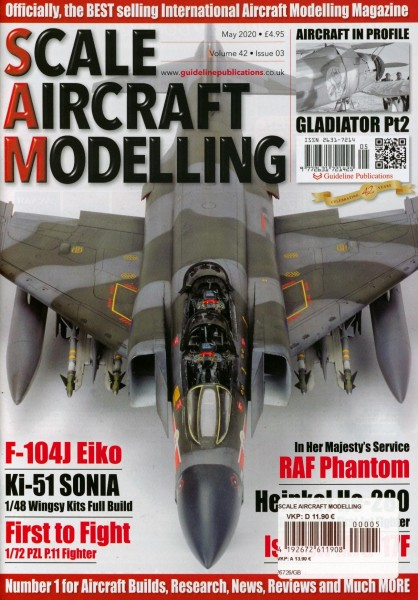 SCALE AIRCRAFT MODELLING 5/2020
