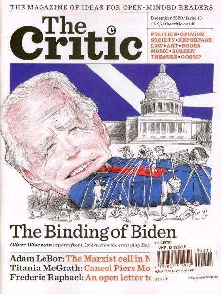 The Critic 12/2020