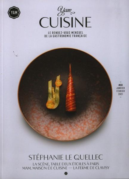 Yam CUISINE 59/2021