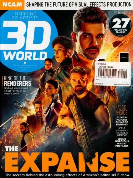3 D WORLD 4/2021