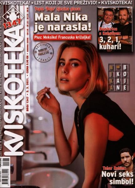 KVISKOTEKA 1347/2021