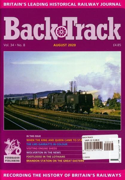Back Track 8/2020