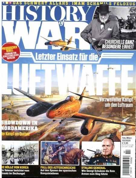 HISTORY of WAR (D)