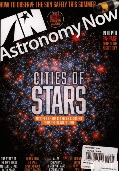 Astronomy Now 5/2021