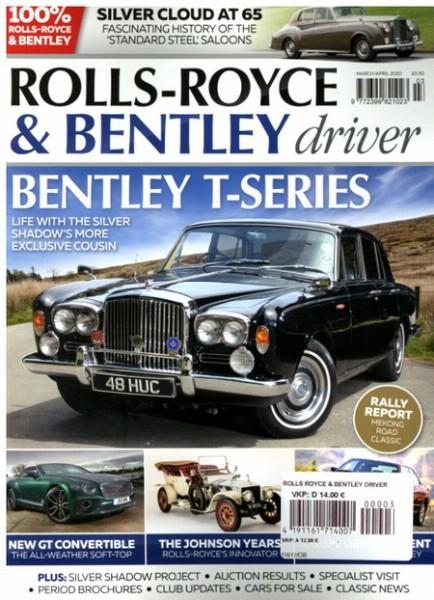 ROLLS-ROYCE & BENTLEY driver 3/2020