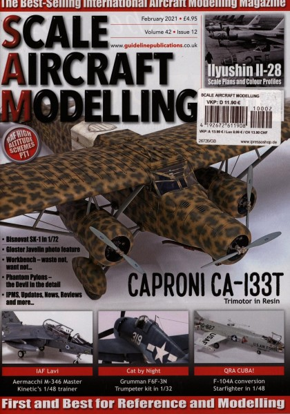 SCALE AIRCRAFT MODELLING 2/2021