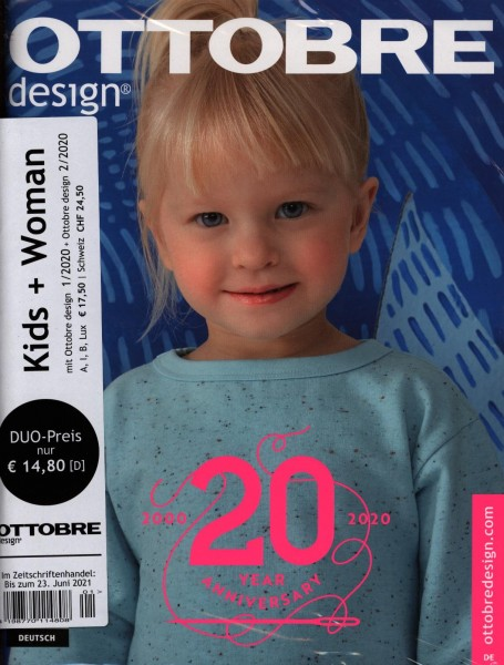 OTTOBRE design® DUO DE 1/2021