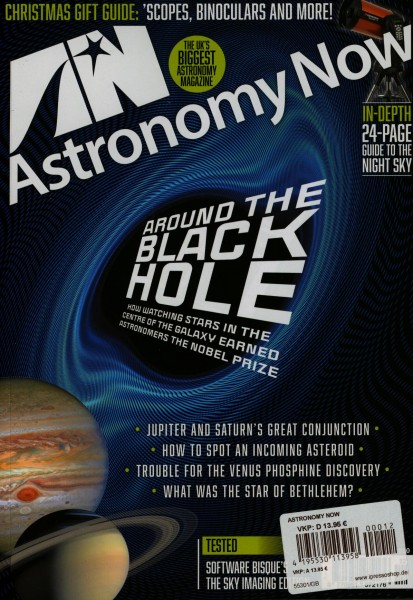 Astronomy Now 12/2020