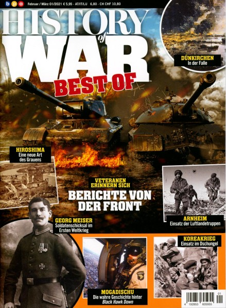 HISTORY of WAR BEST OF