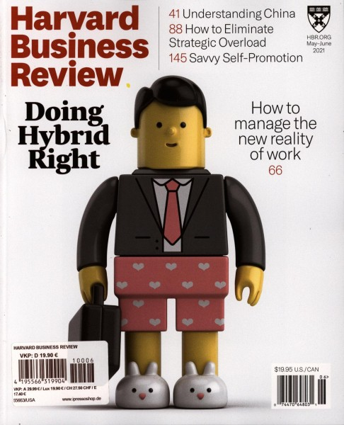 Harvard Business Review 6/2021
