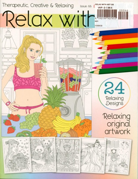 Relax with Art 66/2020