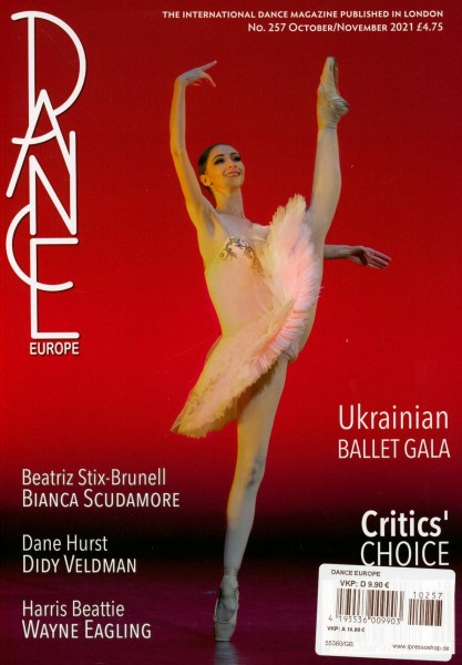 DANCE EUROPE 257/2021