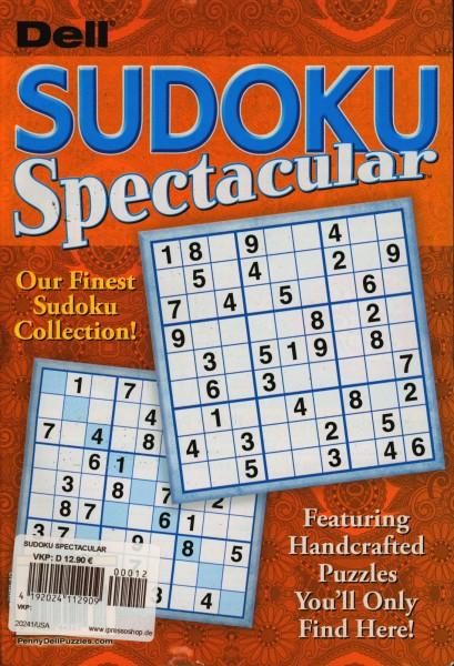 SUDOKU Spectacular 12/2020