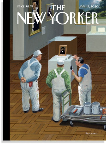 THE NEW YORKER 2/2020