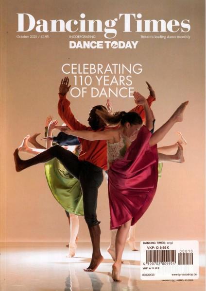 Dancing Times 10/2020