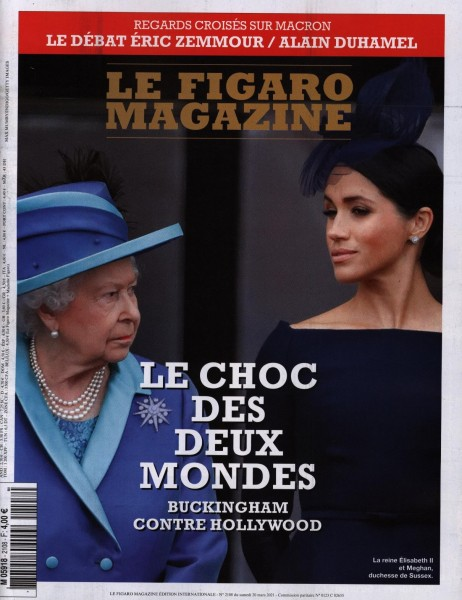 LE FIGARO MAGAZINE 2108/2021