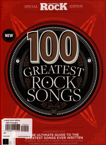 CLASSIC ROCK SPECIAL 2/2021