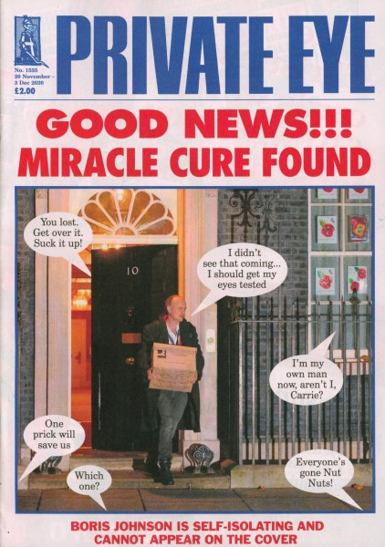 PRIVATE EYE 47/2020