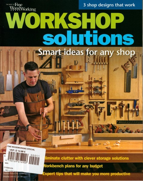 Fine WoodWorking SPECIAL 51/2020