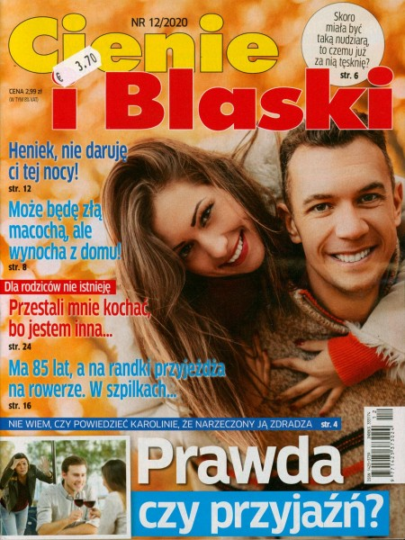 Cienie i Blaski 12/2020