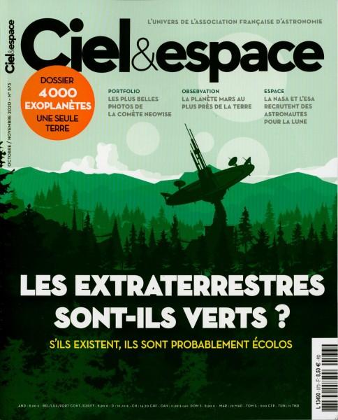 Ciel&espace 573/2020