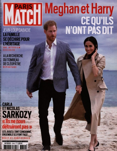 PARIS MATCH 3749/2021