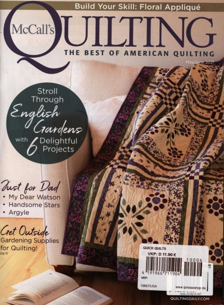 McCall`s QUILTING