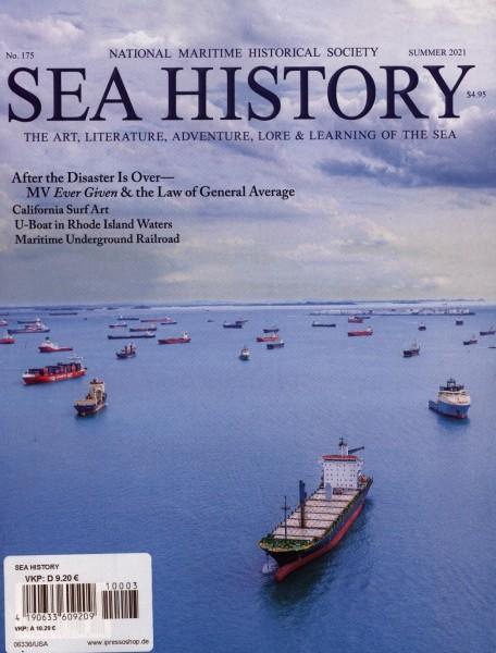 SEA HISTORY 3/2021