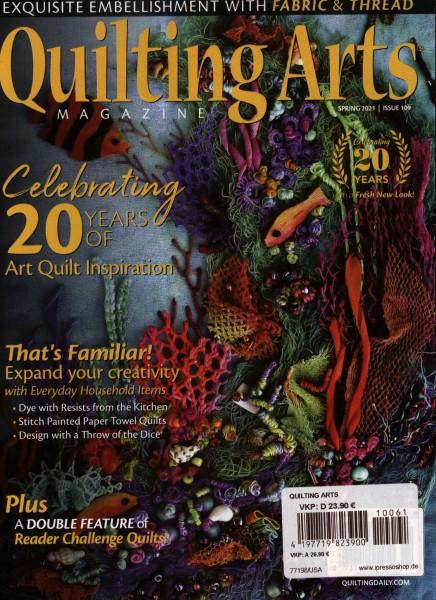 Quilting Arts 61/2021