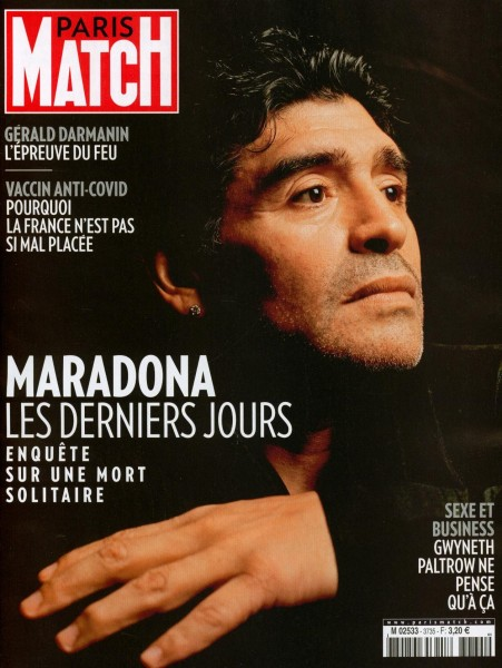 PARIS MATCH 3735/2020
