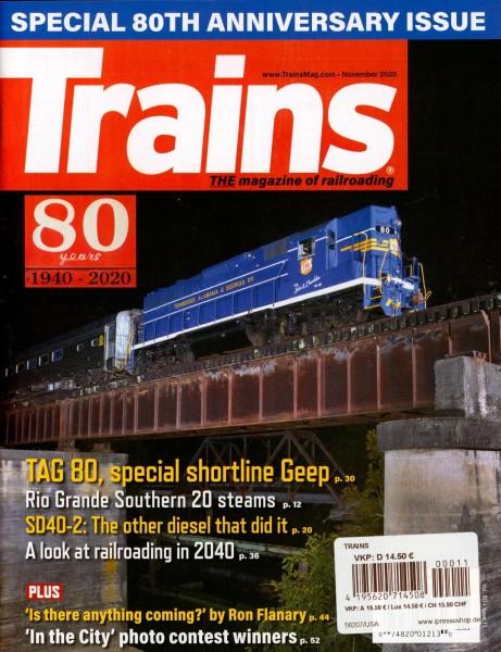 Trains 11/2020
