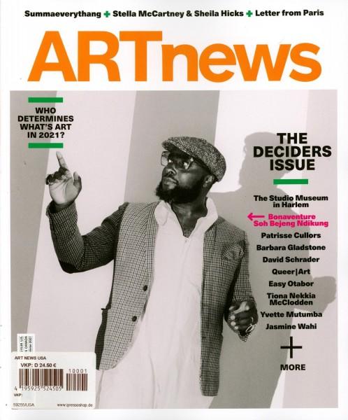 ARTnews 1/2021