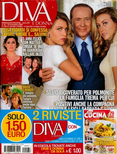 CUCINA DIVA E DONNA 37/2020