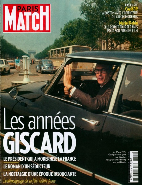 PARIS MATCH 3736/2020