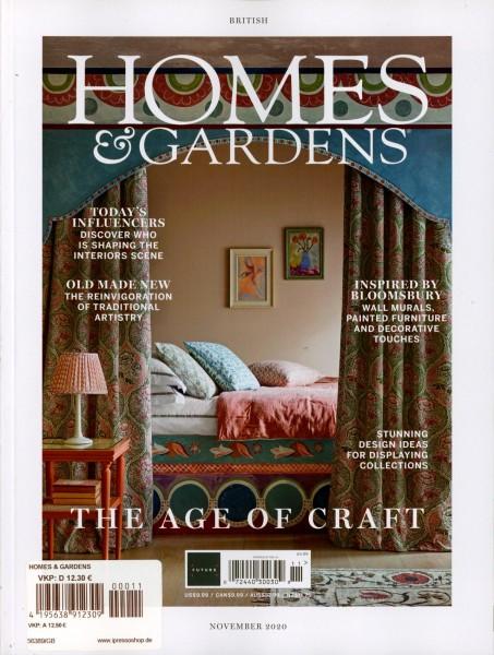 HOMES & GARDENS 11/2020