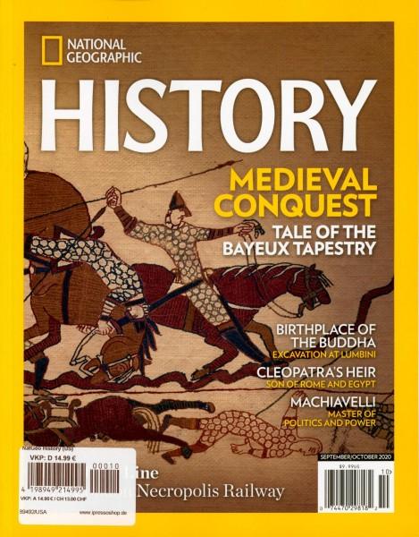 NatGeo History (US) 10/2020