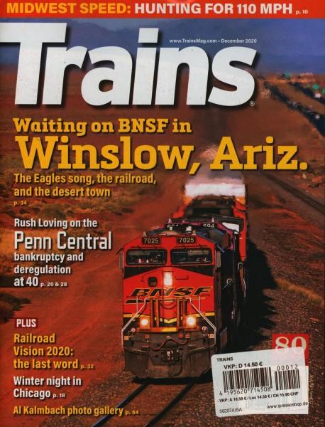 Trains 12/2020