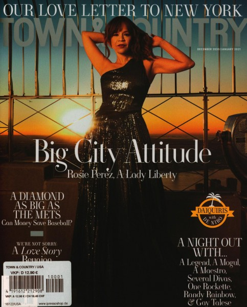 TOWN&COUNTRY 1/2021