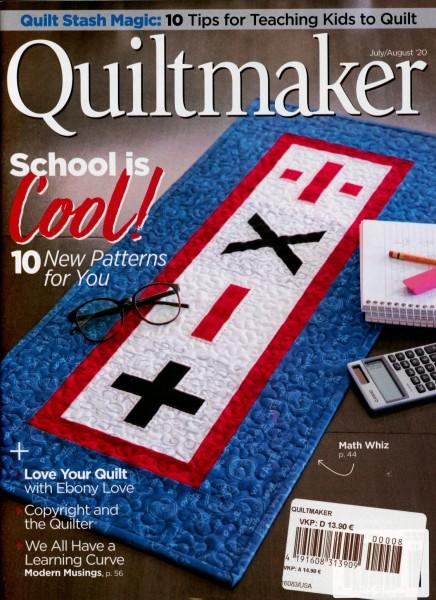Quiltmaker 8/2020