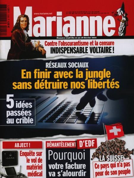 Marianne 1248/2021