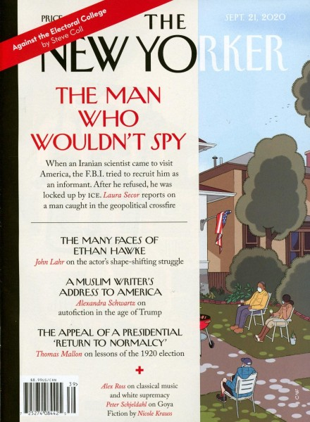 THE NEW YORKER 39/2020